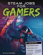 Steam Jobs For Gamers Library By Rhodes Sam Like New Used Free Shipping I...