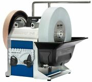 Tormek T-8 Water Cooled Precision Sharpening System W/ 10 Grindstone Wheel