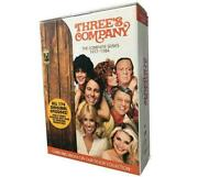 Threeand039s Company The Complete Seriesdvd 29-disc Set New Factory Sealed Usa