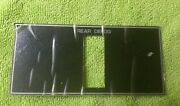 New Nos Gm 1984-87 Grand National Dash Applique With Rear Defog Only