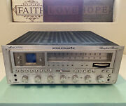 Vintage Marantz 2500 Am/fm Stereo Receiver Not Tested - For Parts Only