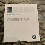 Genuine Bmw In Car Air Freshener Scent Perfume Blue Suite No2 Oe 64119382591