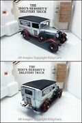 Danbury Mint 1930s Ford Hershey Panel Delivery Truck Le- Nmib/title- Truly Rare