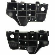 Bumper Bracket For 2014-2017 Subaru Forester Set Of 2 Rear Left And Right