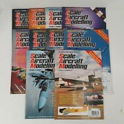 Scale Aircraft Modelling Magazine 1999 Vol 21 2 3 4 5 6 8 9 10 11 12 Navy
