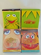 The Muppet Show - Season 1, 2, 3 - One Used Two New Three New Dvd Set