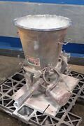 Acrison 170-0-f Acrison 170-0-f Stainless Steel Auger Feeder 06210460004