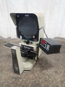 Deltronic Dh214-mpc5 Deltronic Dh214-mpc5 Optical Comparator 15 1120150001