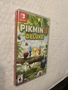 Nintendo Pikmin 3 Deluxe For Nintendo Switch Brand New Factory Sealed