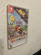 Paper Mario The Origami King Standard Edition Nintendo Switch New Factory Sealed