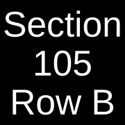2 Tickets Chris Stapleton Margo Price And Mike Campbell And The Dirty 6/16/22