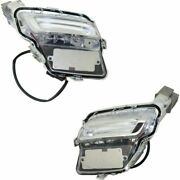 New Set Of 2 Parking Lights Corner Side Marker Park Lamps Lh And Rh For Xc60 Pair
