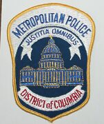 Mpdc The Metropolitan Police Department Of The District Of Columbia Patch 5