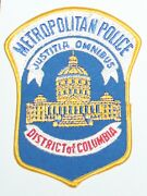 Mpdc The Metropolitan Police Department Of The District Of Columbia Patch 1