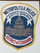 Mpdc The Metropolitan Police Department Of The District Of Columbia Patch 4