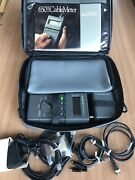 Fluke 650 Lan Cablemeter W/ 650r Remote, Accessories And Padded Case - Brand New