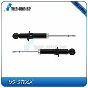 Rear Right+left Gas Shocks And Struts Fit 2003-2006 Toyota Corolla/pontiac Vibe