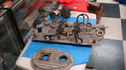Vintage Algon Mechanical Fuel Injection Small Block Chevrolet Timing Cover Pump