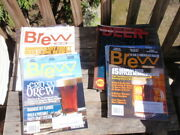 Lot Of 15 Brew Magazines Making Beer Variety Pack 2012 - 2020