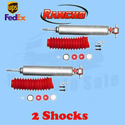 Rancho Rs9000xl Front 3 Lift Shocks For Jeep Cherokee Xj 4wd 91-01 Kit 2