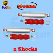 Rancho Rs9000xl Front 1-2.5 Lift Shocks For Chevy Blazer 4wd 92-94 Kit 2