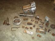 Ford Tractor Ind Engine Simms Cav Fuel Inj Pump Parts P5598/2e 6610 6710