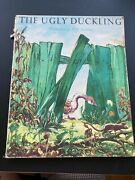 Ugly Duckling Hans Christian Anderson Porpoise Books 1948 London Antique