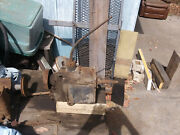 M151 Mutt Ford Manual 4 Speed Transmission/transfer Case Jeep