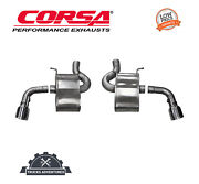 Corsa Performance 14785 Xtreme Axle-back Exhaust System Fits 16-19 Camaro