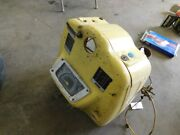 Ford 3550 Tractor Fuel Tank Shroud W/ Dash Cluster And Linkages Tag 9874