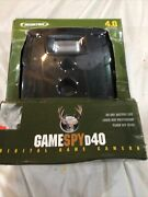 Moultrie Game Spy D-40 Game Trail Digital Flash Laser Camera 4mp Day Night