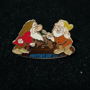 Vhtf!disney Parks Doctors Day 2014 Grumpy And Doc Le 1500 Pin