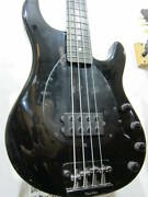 Prompt Decision Musicman Usa Sterling Limited Edition Black Onyx Compact Sting
