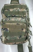 Red Rock Outdoor Gear Rover Pack Conceal Carry Compartment In Woodland Digital