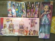 New In Boxes Monster High And Ever After High Lot - Dolls - Castle - Life Size
