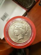 1927 P Peace Dollar Scarce Mint And Date And Best Offer And Free Shipping