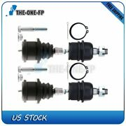 New Set4 Front Upper And Lower Ball Joints Suspension Kit K80012 K8695t