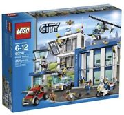 Lego City Police Station 60047 All Legos And Instructions
