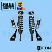 2003-09 Toyota 4runner Travel Remote Reservoir Front Coilover Shock Kit Icon