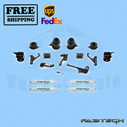 5 Basic Syst W/coil Spacers And Shocks Fabtech For 14-17 Ram 2500 4wd