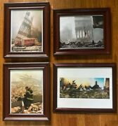 4 Historic 9/11 Photos Taken Within Days After The Attack Beautifully Framed