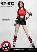 Cat Toys Ct013b 1/6 Female Fighting Clothes Suit W/head F 12 Female Body