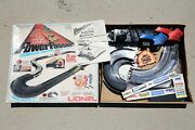 Vintage Lionel Power Passers Ring Of Fire Slot Car Set Racing Track No Cars 1977