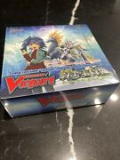Cardfight Vanguard Bt01 Descent Of The King Of Knights Booster Box