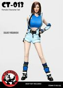 Cat Toys Ct013a 1/6 Female Fighting Clothes Suit W/head F 12 Female Body
