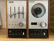 Vintage Sony Ta-88 Integrated Amplifier And St-88 Stereo Fm Tuner Classic Retro