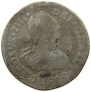 Mexico 1/2 Real 1802 Ft Engraved 1835 S08 521