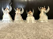 Bradford Editions 2004/2005 Limited Edition Heirloom Porcelain Musical Figurines