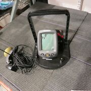 Humminbird Pmax 150 Fish Finder With Stand And Battery ---e26