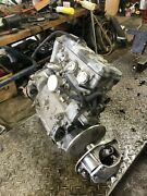 14 Yamaha Sr Viper X-tx Snowmobile Engine Motor And Pprimary Drive Clutch